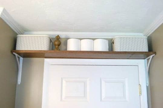 16 Small Bathroom Storage Ideas To Stretch The Space