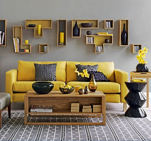 Wall Decorating Ideas For Living Rooms wall decorating ideas for living rooms photo of worthy modern living room wall decor pics Photo Credit Cozylivingroomideascom