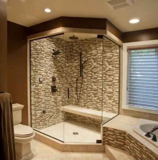 Luxury Walk In Showers 37 bathrooms with walk in showers 3. walk in shower ideas walk in