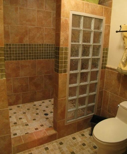 walk in shower designs for small bathrooms 10 walk in shower ideas that are bold and interesting just diy decor 5045