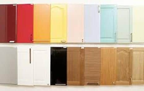 Color choices for kitchen cabinet paint