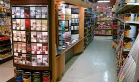 Ready Your Tools in the paint aisle