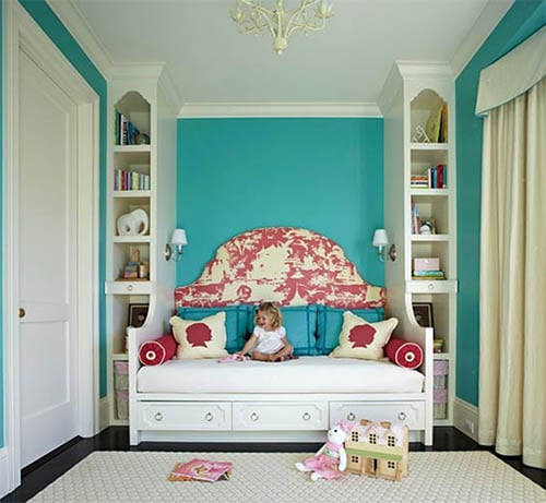 Girls Bedroom Ideas For Every Child: 4 Bedroom Ideas For Girls: From Child To Young Lady