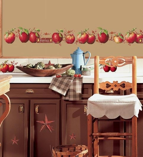 Apple Kitchen Decor Cheap: Must Love Apples: Unique Kitchen Décor By Theme For A