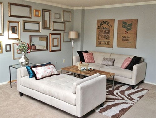 Sofa furniture picking tips for a small living room