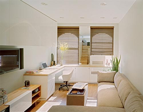Storage Ideas For Small Apartments Photo