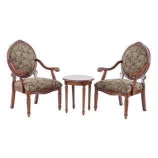 Madison Park 3 Piece Brentwood chairs Set