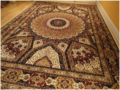 AS Quality Rugs Silk Persian Qum Area Rugs