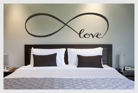7 Master Bedroom Wall Decal Ideas | Just DIY Decor