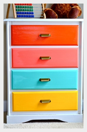 colorful-dresser