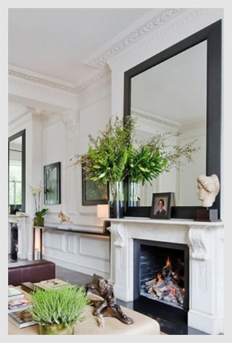 large-mirror-on-a-mantel-top