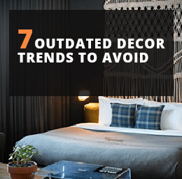 7 outdated decor trends to avoid - Decorating trends to avoid ...