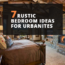 7 Rustic Bedroom Ideas For Urbanites