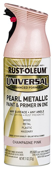 Rust-Oleum 301537 Universal All Surface Spray Paint in champagne