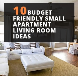 10 Budget Friendly Small Apartment Living Room Ideas on Awesome Apartment Budget Apartment Living Room Ideas  id=30740