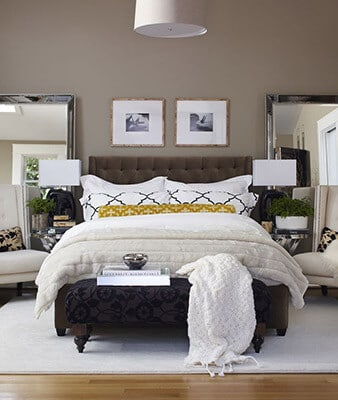 Master Bedroom Furniture Ideas With Mirrors
