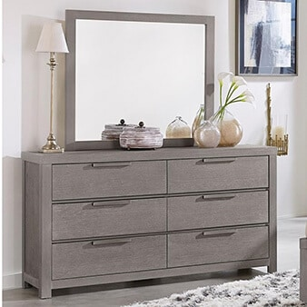 Small master bedroom ideas for furniture in gray