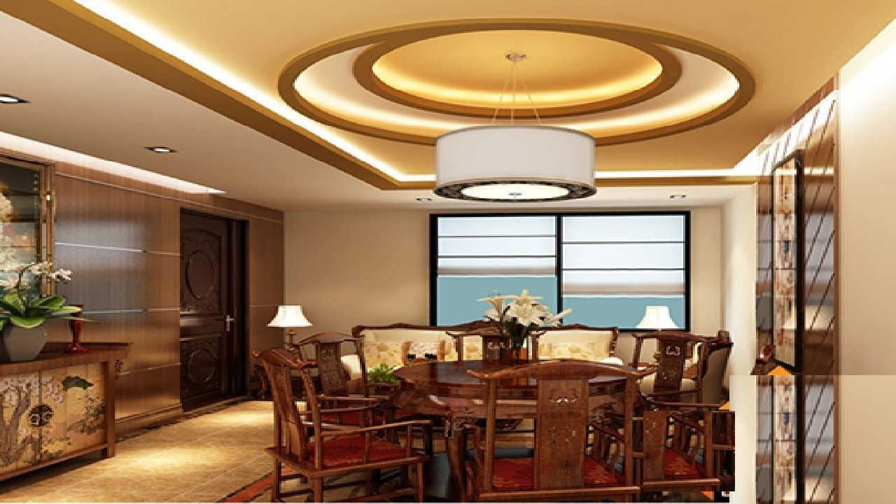 76 False Ceiling Design Ideas For Living Room For Inspiration