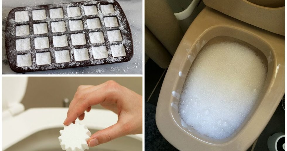 Toilet bomb for toilet cleaning hacks