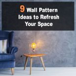 9 Wall Pattern Ideas to Refresh Your Space